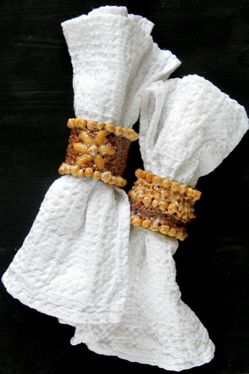 Quick DIY Napkin Ring