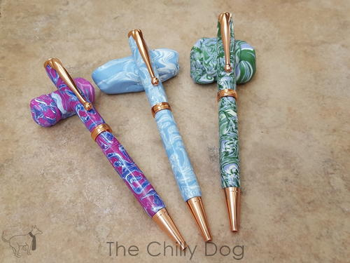 Marbled Clay Pen