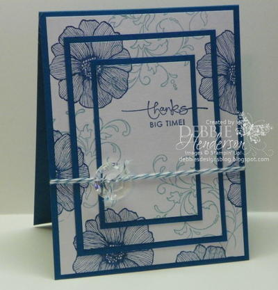 3-Layer Thank You Card