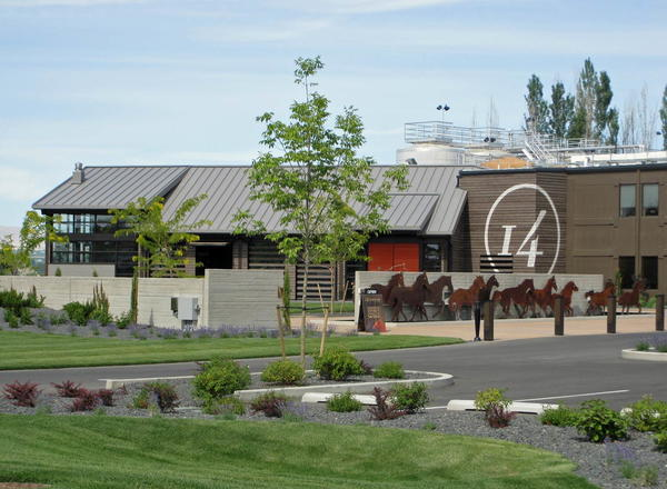 14 Hands Winery in the Columbia Valley