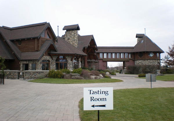 Basel Cellars in Walla Walla Valley