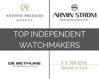 23 Independent Watchmakers You Need to Know