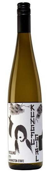 Charles Smith Kung Fu Girl Riesling 2014