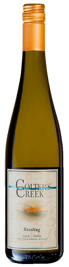 Colter's Creek Riesling 2014