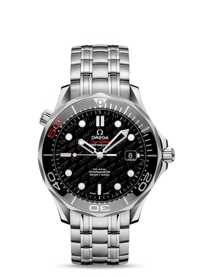Omega seamaster diver 300m co axial 41mm - Omega dive watch ...