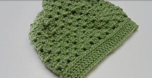 Beginner Crochet Patterns Beanie : Beginner Crochet Beanie AllFreeCrochet.com