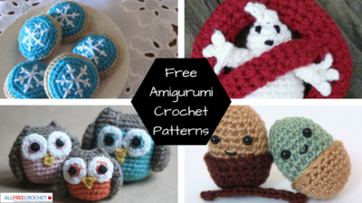 Free Amigurumi Crochet Patterns
