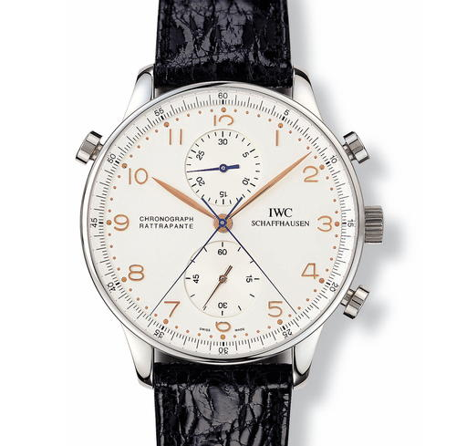 The Original Portugieser Chronograph Rattrapante from 1995