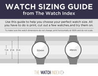 What is the Best Watch Size for Your Wrist