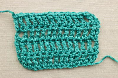 Learn to Triple/Treble Crochet