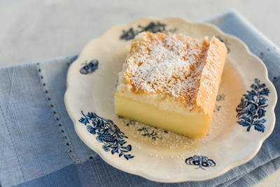 Grandma's Magic Cake Recipe
