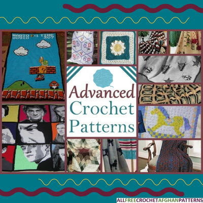 19 Advanced Crochet Patterns