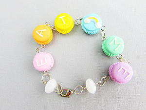 Sweet Treats Clay Bracelet