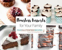 18 Flourless Desserts for Your Family