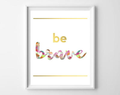 Colorful Printable Inspirational Quotes