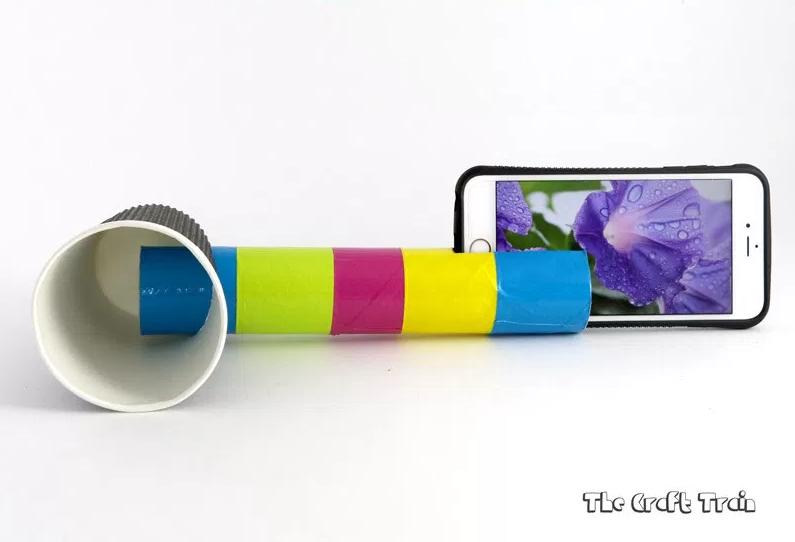 Recycled Diy Iphone Speaker Allfreekidscrafts Com