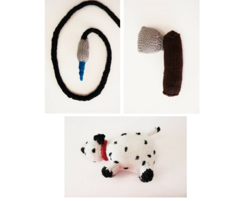 Firefighter Accessories and Dalmatian