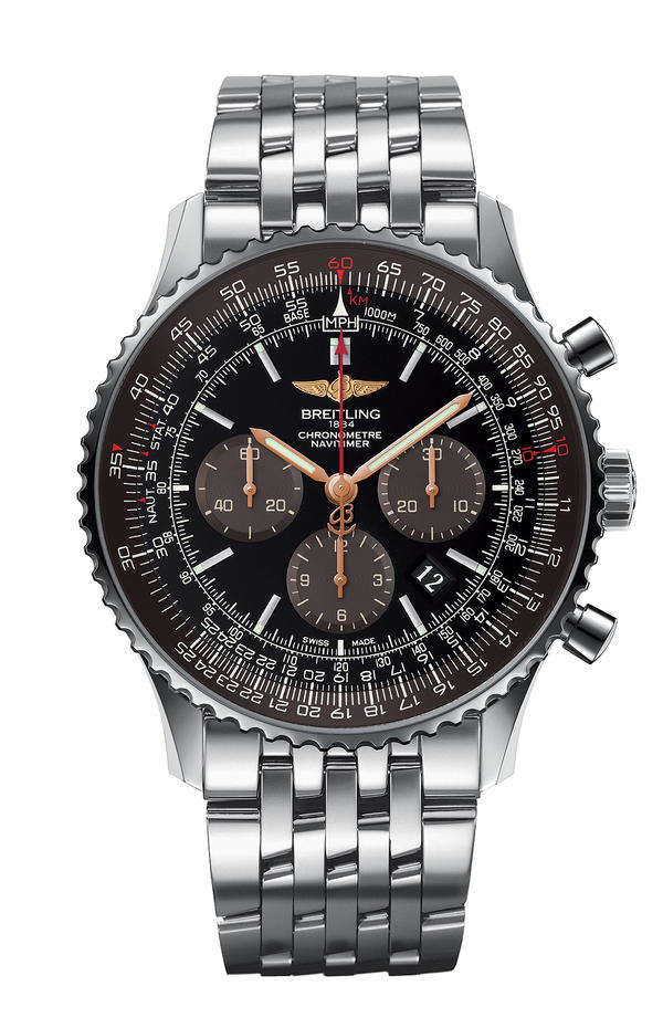 Breitling Navitimer 01 46mm Limited Edition Review