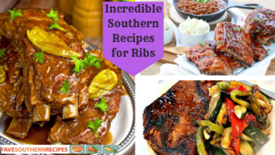 17 Incredible Southern Recipes for Ribs