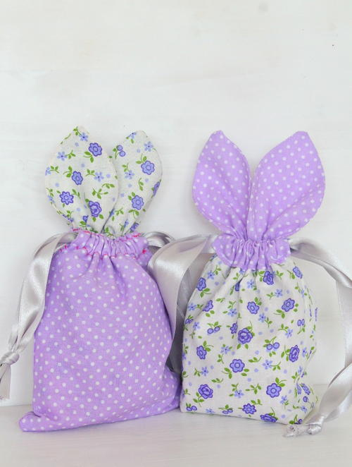 Bunny DIY Treat Bags