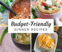 21 Cheap Dinner Ideas for the Thrifty Chef