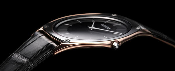 The Ultra-Thin Citizen Eco-Drive One