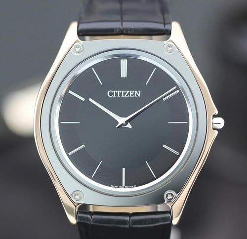 The Ultra-Thin Citizen Eco-Drive One Review