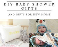 40 Jaw-Dropping DIY Baby Shower Gifts and the Best Gifts for New Moms