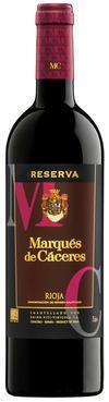 Marques de Caceres Rioja Reserva 2011