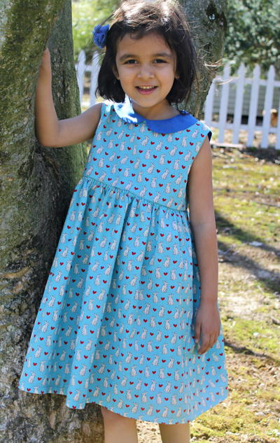bab571c16 75+ Free Dress Patterns for Sewing
