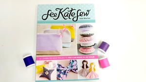 See Kate Sew Book and Thread Giveaway