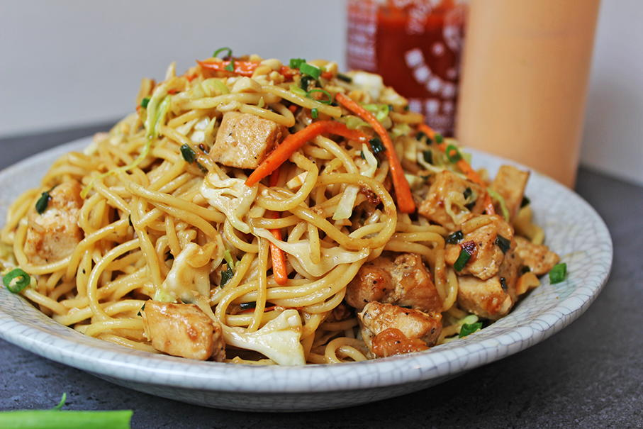 California Pizza Kitchen Thai Chicken Pasta Recipe