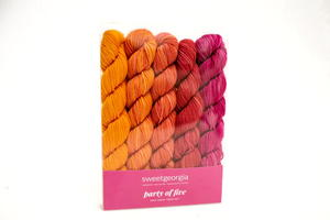 Eye-Catching Party of 5 Jellybean Yarn Giveaway