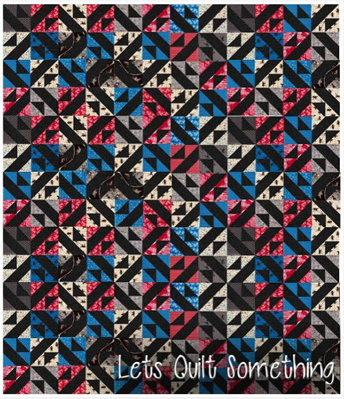 Throwing Star Quilt Tutorial