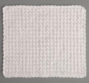 So Soft One Skein Security Blanket