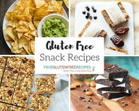 13 Gluten Free Snack Recipes
