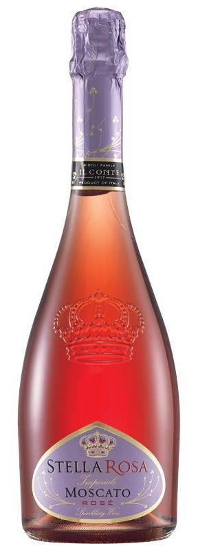 Stella Rosa Imperiale Moscato Rose NV