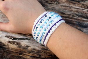 Fashion Statement Beaded Bracelet