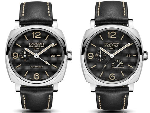 Review Panerai Radiomir 1940 3 Days GMT Automatic Watches