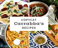 14 Copycat Carrabba's Recipes