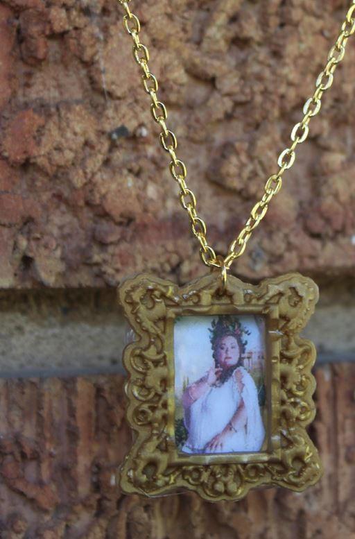 Fat Lady Diy Harry Potter Necklace Allfreejewelrymaking Com