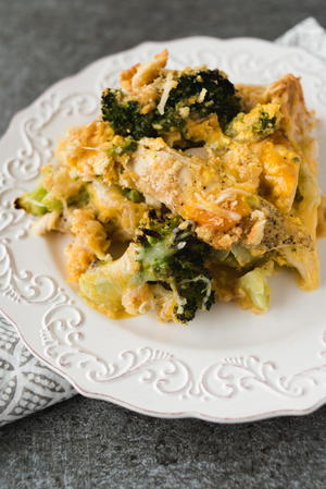 Copycat Cracker Barrel Broccoli Cheddar Chicken