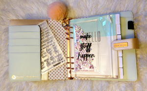 Frank Garcia Personal Planner and Planner Adornments Bundle Giveaway