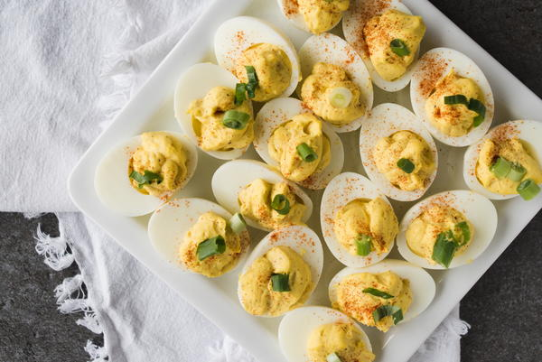 Must Have Classic Deviled Eggs