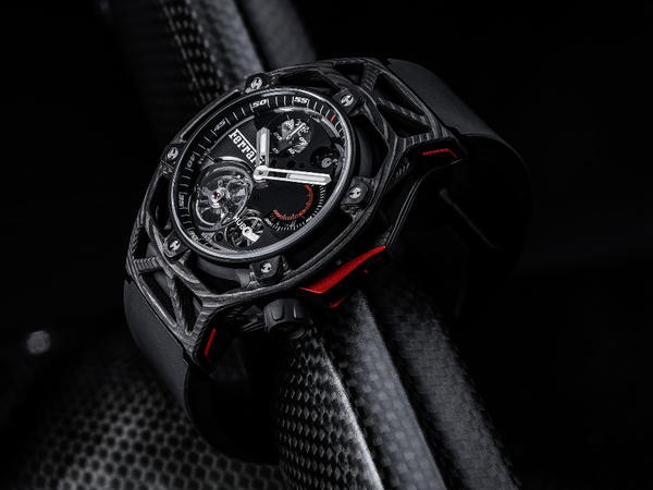 Techframe Ferrari Tourbillon Chronograph