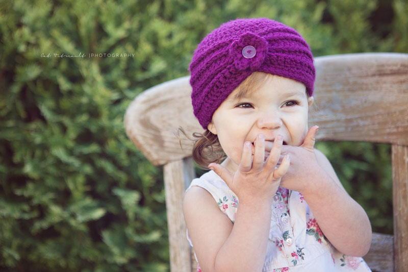 Free Crochet Pattern Baby Turban : Textured Turban Pattern AllFreeCrochet.com