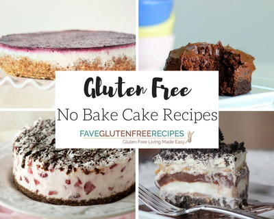 14 Easy Gluten Free Desserts The Best No-Bake Cake Recipes