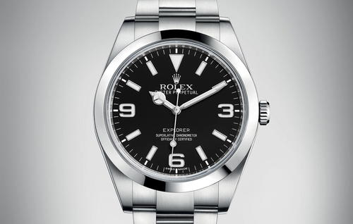 2016 Rolex Oyster Perpetual Explorer