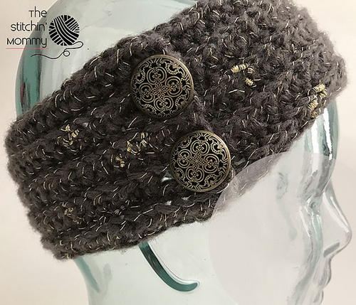 Exquisitely Yours Winter Headband