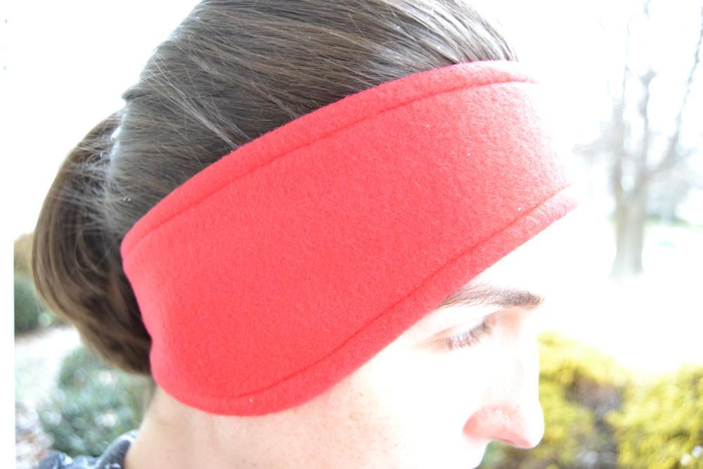 Fleece Ear Warmer Headband Favecrafts Com